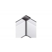 """Уголок 90"""" внутренний для прямоугольного бортика R3610, цвет 07 серый"""