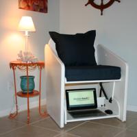 Механизм-трансформер кресло-стол Cappuccino (M20)