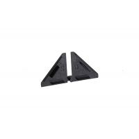Комплект заглушек для треугольного бортика M3540/M3545, цвет 06 черный