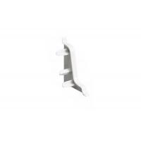 Заглушка правая для бортика Rauwalon127, цвет светло-серый