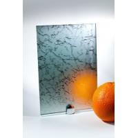 Зеркало СЕРЕБРО матированное узорчатое Уади (верхнее травление) 2750х1605х4