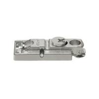 Планка Clip прямая п.самор. с эксц. 3мм, под петли и HK-S/HF (20/32)