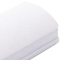 Белый шелк, профиль вертикальный Шелк LAGUNA. Алюминиевая система дверей-купе ABSOLUT DOORS SYSTEM