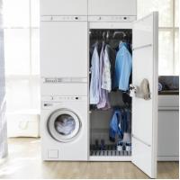 Установку сушильного шкафа (без подключения)