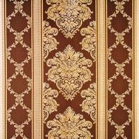 Мебельная ткань жаккард CHATEAU Ligne Chocolat (Шато Лайн Чёколат)