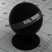 RAL 9005 краска для фасадов МДФ темно-черная