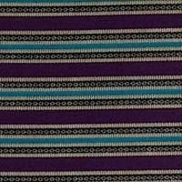 Мебельная ткань жаккард FORTUNE Line Purple Sapphire (Фортун Лайн Пёрпл Сапфир)