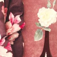 Мебельная ткань микрофибра FUROR Garden Green (Фурор Гардэн Грин)