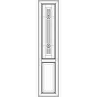 Фасады для корпусной мебели Нике 2036x447 VP   массив Италия
