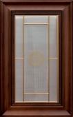 Фасад под стекло с обрешёткой Нике  356x597 VLG массив Италия
