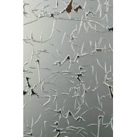 Зеркало СЕРЕБРО матированное узорчатое (глубокое травление) Уади 2550х1650х4