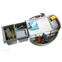 Мусорная система с доводчиком Rondo-Comfort с двумя ведрами на 10 и одним ведром на 20 литров