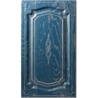 Фрезеровка 548 Индиго, коллекция Престиж, фасады МДФ 19мм в эмали, покраска по RAL и WOODcolor