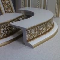 Карниз декоративный  в эмали