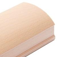 Клен, профиль вертикальный Стандарт CLASSIC асимметричный. Алюминиевая система дверей-купе ABSOLUT DOORS SYSTEM