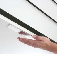 "К-т стекол ""Климбер"", 900х780 мм, (6 шт.), белый глянец"