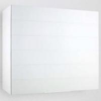 """Шкаф """"Климбер"""" 600х650х373 мм, ДСП, белый, + полка стекло (1 шт.), + механизм"""