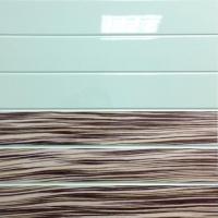 Фасады МДФ 16мм комбинированные эмаль и шпон более 3-х полос, покраска по RAL и WOODcolor, шпон Woodstok