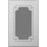 Фрезеровка 254 Кристалл коллекция Классик фасады Кедр