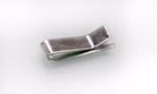 Держатель щёточного уплотнителя ABSOLUT. Алюминиевая система дверей-купе ABSOLUT DOORS SYSTEM