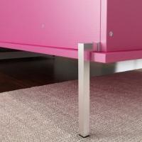 Поворотно-откидные ножки для шкаф-кровати PTL 400