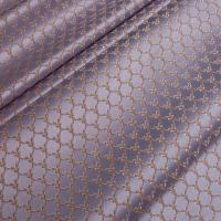 Мебельная ткань жаккард MARGUERITE DE VALOIS Losange Lavande (МАРГАРИТ ДЕ ВАЛУА Лёзонж Лявонд)
