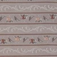 Мебельная ткань жаккард MARIE ANTOINETTE Stripe Rose (МАРИЯ АНТУАНЭТТ Страйп Роуз)