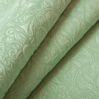 Мебельная ткань микрофибра MARKO POLO Lucite Green (Марко Поло Люсайт Грин)