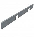 Металлический cтык в угол CLASSIK для столешниц DUROPAL