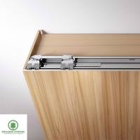 Монтаж компланарных дверей-купе - 11 % от стоимости