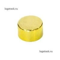 K104OT Декоративная заглушка стойки d=50 мм, золото