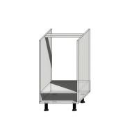 Корпус нижнего шкафа под духовку 450мм под 1 ящик