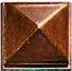 Капитель колонки декоративной 50х50 Аризона, массив Италия