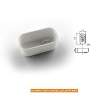 Интегрированная кухонная мойка OMEGA CLASSIC 853 из искусственного камня