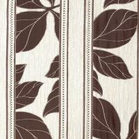 Мебельная ткань шенилл ONLY YOU Stripe Chocolate (Онли Ю Страйп Чёколэйт)