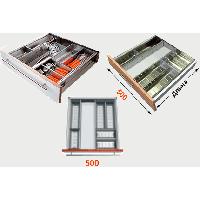 Набор для столовых приборов ORGA-LINE - H=500 мм / L=500