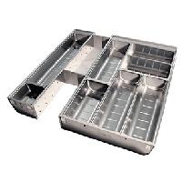 Набор для столовых приборов ORGA-LINE - H=550 мм / L=500