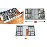 Набор для столовых приборов ORGA-LINE - H=900 мм / L=500