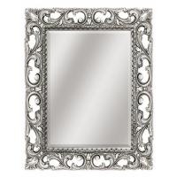 Зеркало ППУ прямоугольное R1076PA 750x950 натуральный цвет, Верди (эмаль)