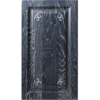 Фрезеровка 567 Палермо, коллекция Престиж, фасады МДФ 19мм в эмали, покраска по RAL и WOODcolor