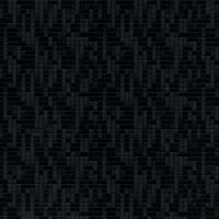 Пиксели Черные, Пленка ПВХ HM011