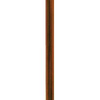 Декоративный элемент планка угловая, Брусок Аризона 720х45х45, массив Италия