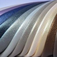 Мебельная ткань искусственная кожа PLAZMA Moon (Плазма Мун)