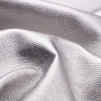 Мебельная ткань искусственная кожа PLAZMA Silver (Плазма Сильвер)