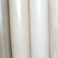 6602-603 Дуб классика белый, пленка ПВХ для фасадов МДФ