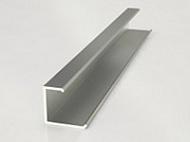 Профиль торцевой для стеновой панели DUROPAL 10мм