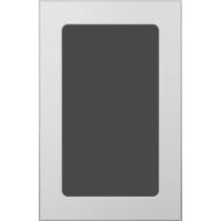 Фрезеровка 259 Прямоугольник коллекция Классик фасады Кедр