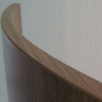 Кромление гнутого (радиусного) фасада по периметру