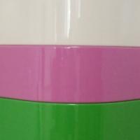 Фасад радиусный МДФ глянцевая эмаль, покраска по RAL и WOODcolor