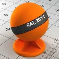 RAL 2011 краска для фасадов МДФ глубокий оранжевый цвет